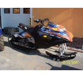Snow Hawk 600HQ/2006